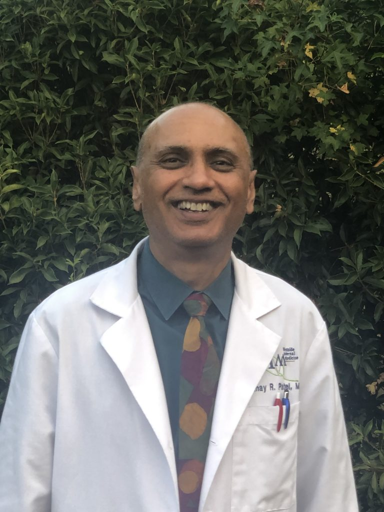 Dr. Pranay R. Patel M.D.